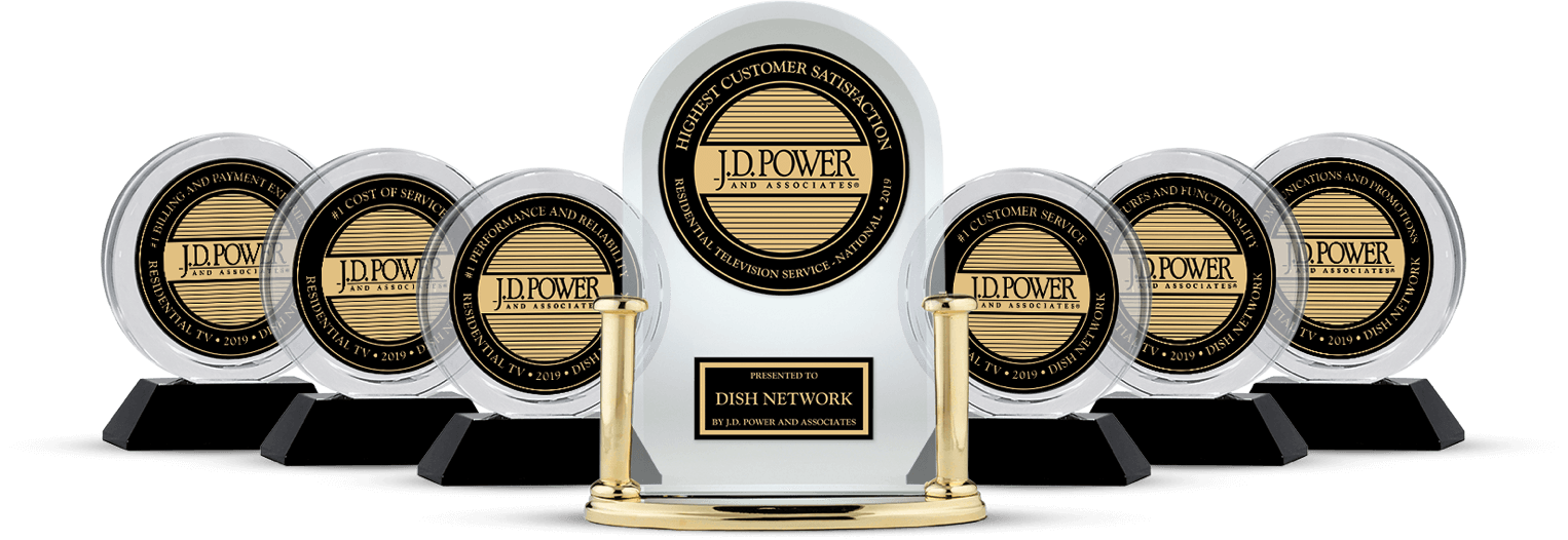 DISH Customer Satisfaction - Ranked #1 by JD Power - BRADS ELECTRONICS in Pontotoc, Mississippi - DISH Authorized Retailer